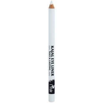 E style Soft & Lasting creion kohl pentru ochi