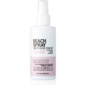 E+46 Styling Spray săruri minerale pentru efect de plajă