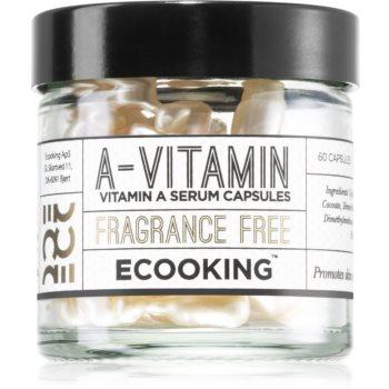 Ecooking Eco Antifalten Serum in Kapseln 60 St.