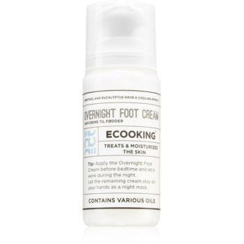 Ecooking Eco crema de noapte pentru picioare poza noua