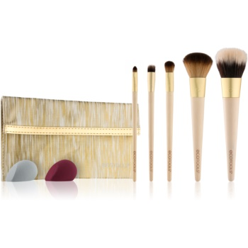 Image of EcoTools Face Tools Brush Set For Radiant Looking Skin 8 pc