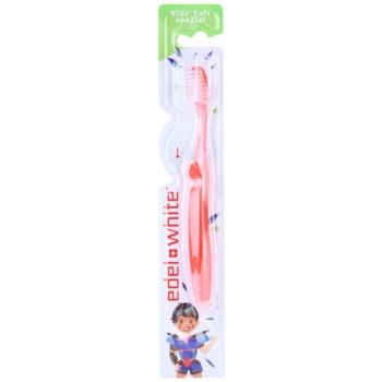 Edel+White Kids periuta de dinti pentru copii fin