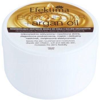Efektima Institut Body Nectar nährende Body-Butter mit regenerierender Wirkung