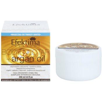 Efektima Institut Body Nectar nährende Body-Butter mit regenerierender Wirkung 2