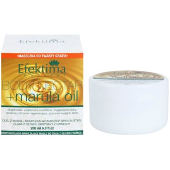 Efektima Institut Body Nectar revitalisierende Body-Butter für sanfte und weiche Haut 2