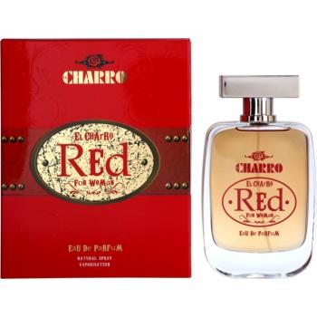 El Charro Red For Woman parfumska voda za ženske