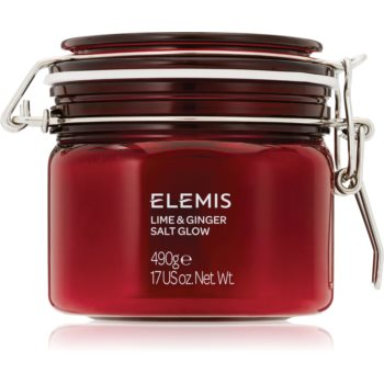 Elemis Body Exotics Lime and Ginger Salt Glow exfolieri fortifiant poza
