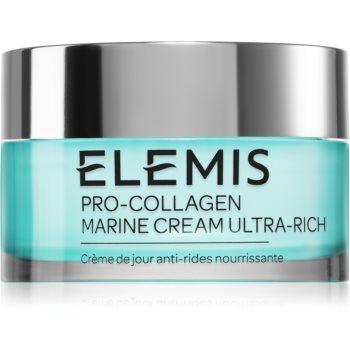 Elemis Pro-Collagen Marine Cream Ultra-Rich crema de zi hranitoare antirid