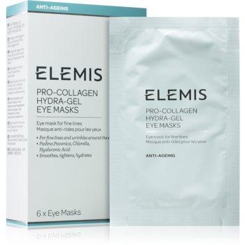 Elemis Pro-Collagen Hydra-Gel Eye Masks masca pentru ochi antirid imagine produs