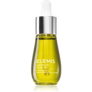 Elemis Superfood Facial Oil ulei hranitor pentru piele cu efect de hidratare