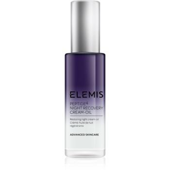 Elemis Advanced Skincare cremă-ulei de noapte, cu efect de reînnoire