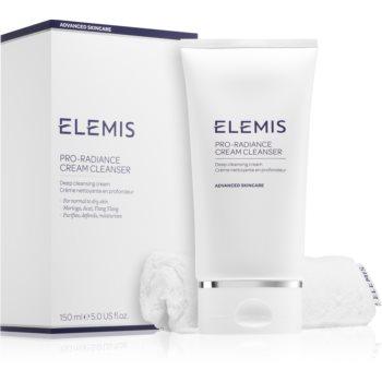 Elemis Advanced Skincare Pro-Radiance Cream Cleanser Cremã curățare în profunzime pentru piele normala si uscata poza noua