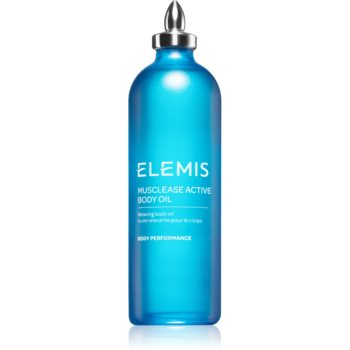 Elemis Body Performance Musclease Active Body Oil ulei de corp relaxant poza noua