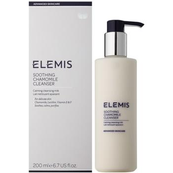 Elemis Advanced Skincare заспокоююче очищаюче молочко для чутливої шкіри 1