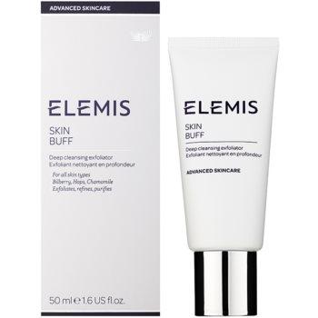 Elemis Advanced Skincare peeling de limpeza profunda para todos os tipos de pele 1