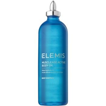 Elemis Body Performance relaksujący olejek do ciała
