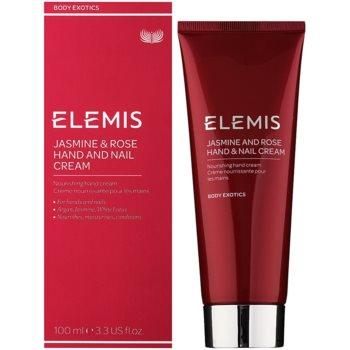 Elemis Body Exotics crema hranitoare pentru maini si unghii 1