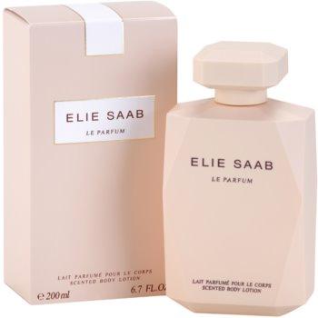 Elie Saab Le Parfum leite corporal para mulheres 1