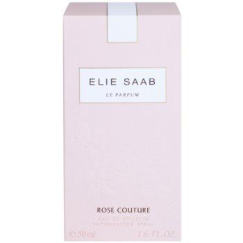 Elie Saab Le Parfum Rose Couture Eau de Toilette pentru femei 1