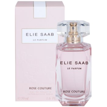 Elie Saab Le Parfum Rose Couture Eau de Toilette pentru femei 2