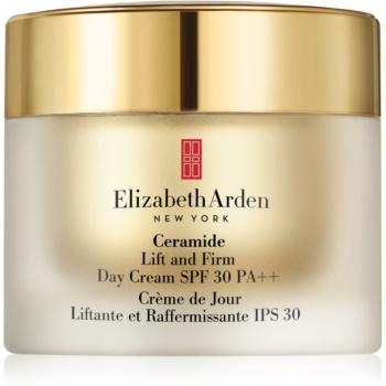Elizabeth Arden Ceramide Plump Perfect Ultra Lift and Firm Moisture Cream cremă hidratantă cu efect lifting