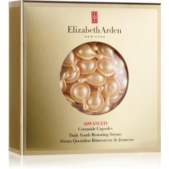 Elizabeth Arden Ceramide Daily Youth Restoring Serum capsule cu serum facial