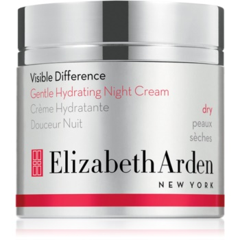Elizabeth Arden Visible Difference Gentle Hydrating Night Cream crema de noapte hidratanta ten uscat