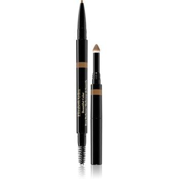 Elizabeth Arden Beautiful Color Brow Perfector creion pentru sprancene 3 in 1