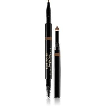Elizabeth Arden Beautiful Color Brow Perfector creion pentru sprancene 3 in 1 imagine produs