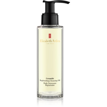 Elizabeth Arden Ceramide Replenshing Cleansing Oil ulei demachiant imagine