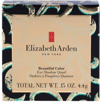 Elizabeth Arden Beautiful Color палитра от сенки за очи 2