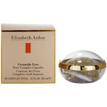 Elizabeth Arden Ceramide serum za oči v kapsulah proti gubam, zabuhlosti in temnim kolobarjem 3