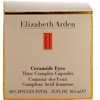 Elizabeth Arden Ceramide serum za oči v kapsulah proti gubam, zabuhlosti in temnim kolobarjem 5