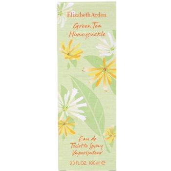 Elizabeth Arden Green Tea Honeysuckle Eau de Toilette für Damen 4