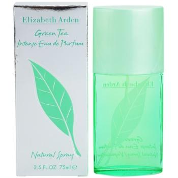 Elizabeth Arden Green Tea Intense eau de parfum pentru femei 75 ml