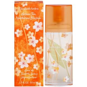 Elizabeth Arden Green Tea Nectarine Blossom Eau de Toilette pentru femei 50 ml