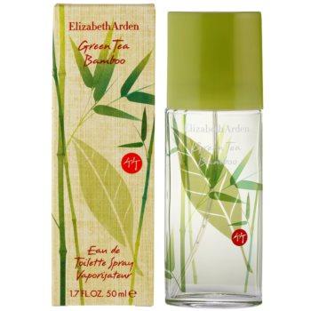 Elizabeth Arden Green Tea Bamboo Eau de Toilette pentru femei 50 ml