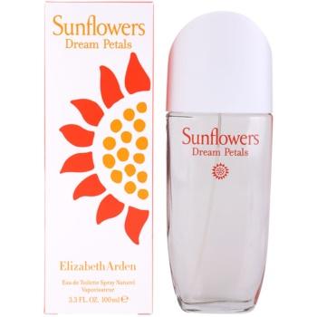 Elizabeth Arden Sunflowers Dream Petals Eau de Toilette pentru femei