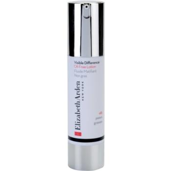Elizabeth Arden Visible Difference fluido matificante para pele oleosa