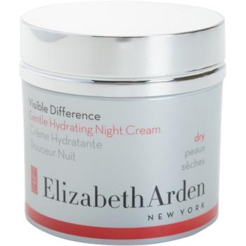 Elizabeth Arden Visible Difference crema de noapte hidratanta ten uscat
