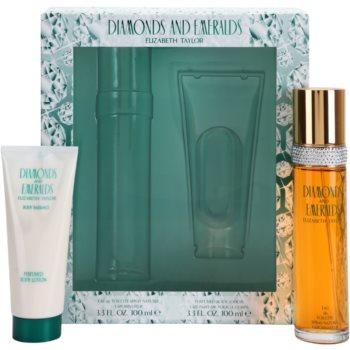 Elizabeth Taylor Diamonds and Emeralds Geschenksets 1