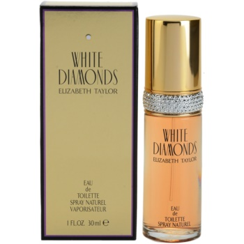 Elizabeth Taylor White Diamonds Eau de Toilette pentru femei imagine