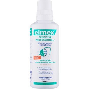 Elmex Sensitive Professional Pro-Argin ústní voda pro citlivé zuby 400 ml