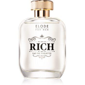 Elode Rich Eau de Toilette pentru bãrba?i imagine produs