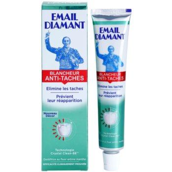 Email Diamant Blancheur Anti-Taches Pasta de albire a dintilor impotriva petelor de pe smaltul dintilor. 1