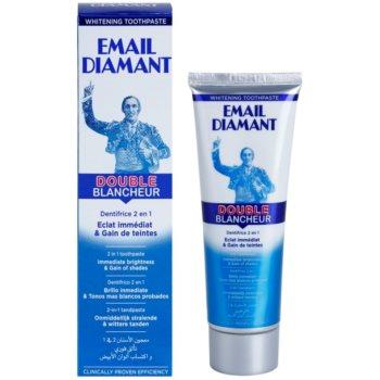 Email Diamant Double Blancheur відбілююча зубна паста для сяючої посмішки 1