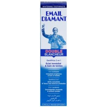 Email Diamant Double Blancheur відбілююча зубна паста для сяючої посмішки 2