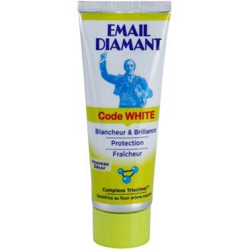 Email Diamant Code White bělicí zubní pasta