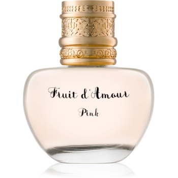 Emanuel Ungaro Fruit d'Amour Pink eau de toilette pentru femei 50 ml