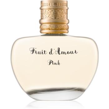Emanuel Ungaro Fruit d'Amour Pink Eau de Toilette pentru femei